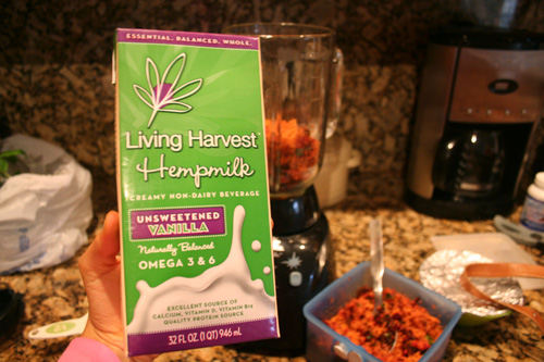 Living Harvest Hempmilk