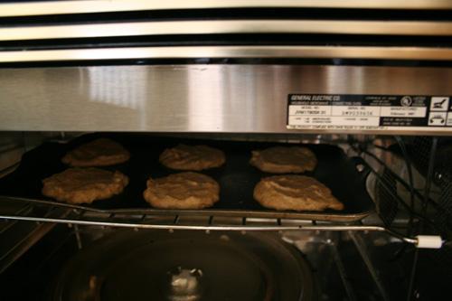 Pound cake pancakes a la orno